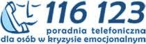 116123 - numer telefonu dla osób w kryzysie emocjonalym