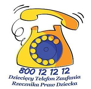 800121212 - dziecięcy telefon zaufania